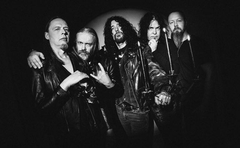 Видео на совместный трек Candlemass с Тони Айомми