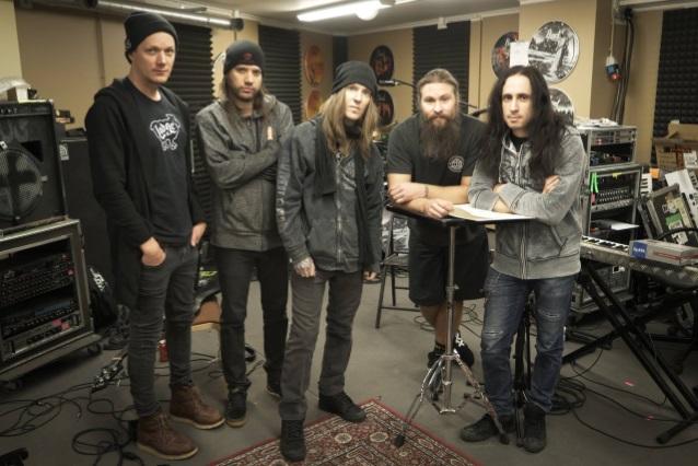 Новый клип Children Of Bodom