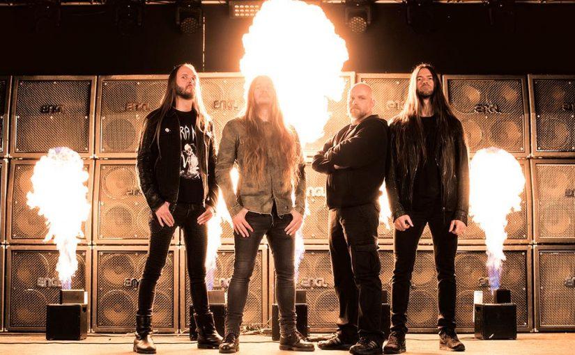 Новое видео Legion Of The Damned
