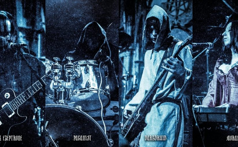 Wishdoomdark — 2018 — Blood Of The Black God