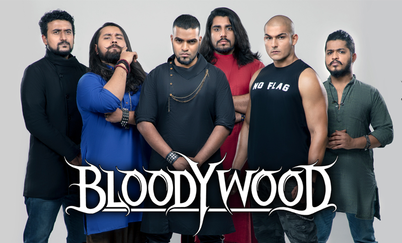 Немного Индии от Bloodywood
