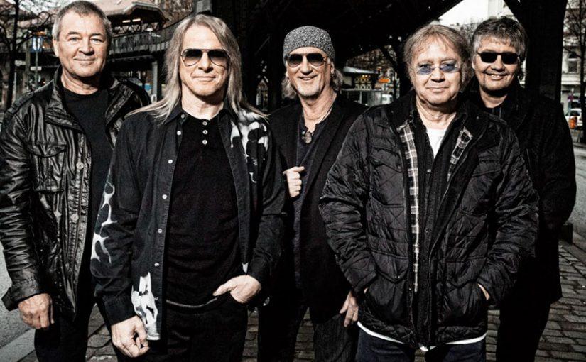 Свежий видеоклип от Deep Purple