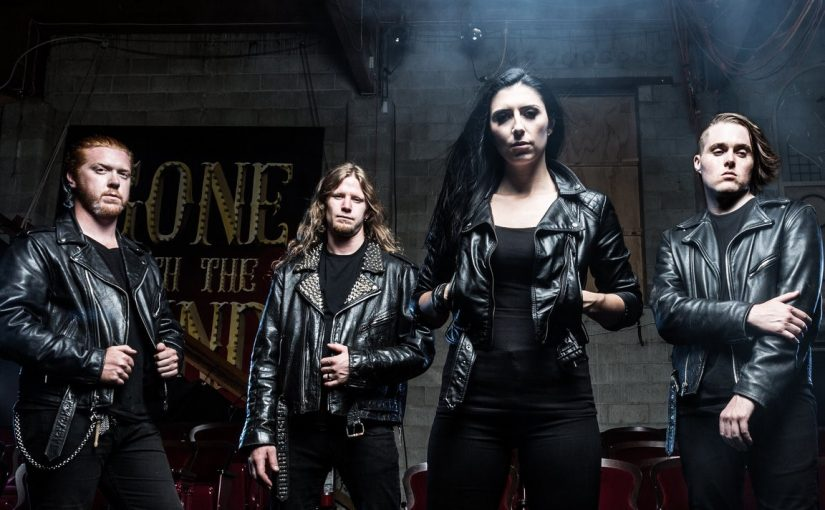 Ролик от Unleash the Archers