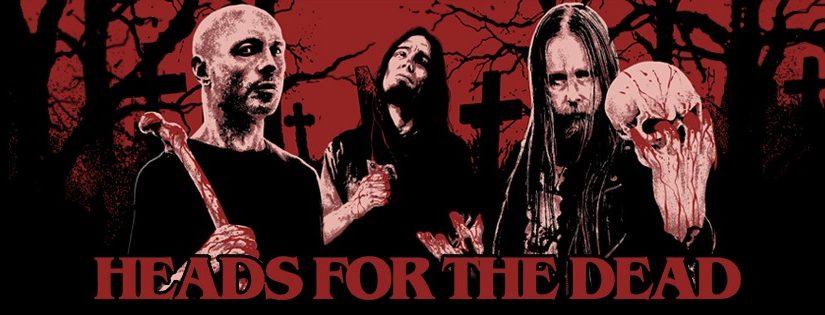 Видео с текстом от Heads For The Dead