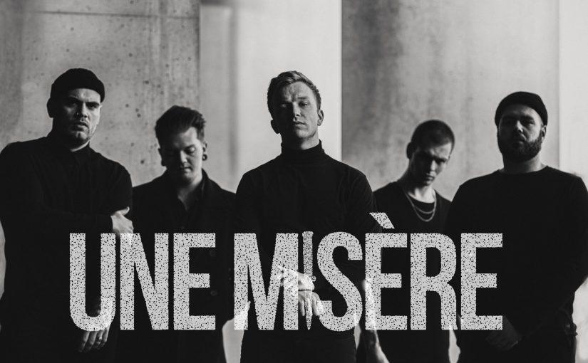 Концертное видео Une Misere