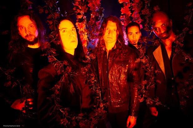 Сингл и видео от Witherfall