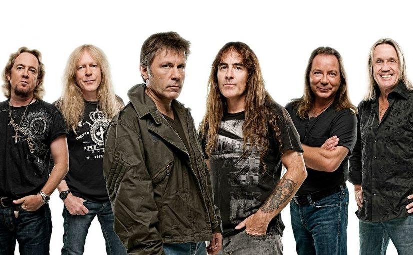 Мультипликация от Iron Maiden